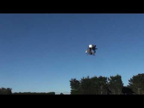 Kişisel Uçuş Cihazı İle Yeni Rekor