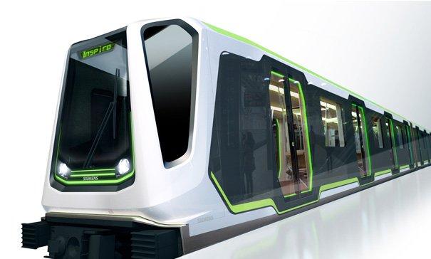 Metroyu BMW'nin tasarımcıları tasarlarsa…