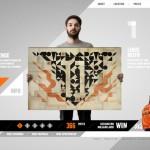Nike'ın Yeni Web Sitesi Tasarımı