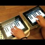 iPad Piyano