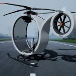 Şehir İçi Helikopter Tasarımı