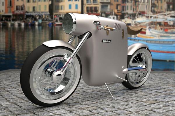 Monocasco Elektrikli Motor