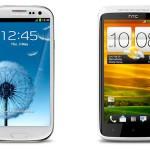 Samsung Galaxy S III, HTC One X karşılaştırması