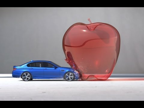 "BMW M5 ""Bullet"""