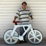 Karton Bisiklet