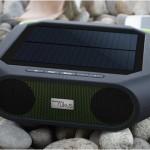 Güneş Enerjili Medya Player