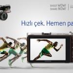Profesyonellerin merakla beklediği yeni Samsung NX300, Türkiye'de!