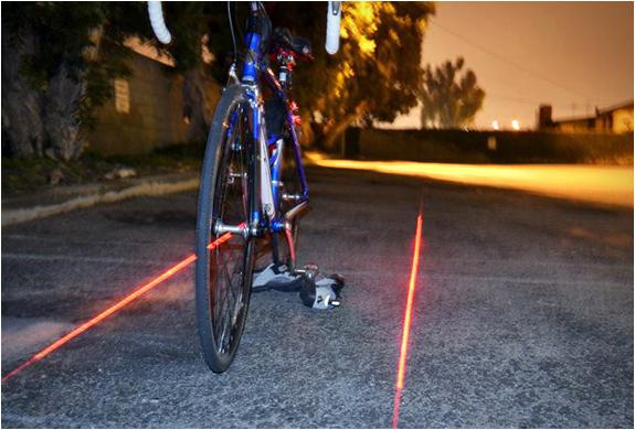 Bisiklet Güvenlik Işığı