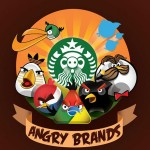 Markalar Angry Birds'lendi
