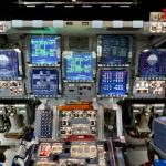 Gerçek Uzay Mekiği Kokpiti Görmek İster misiniz?