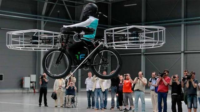 Uçan Bisiklet