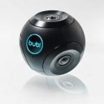 360 Derece Görüş Açılı Kamera