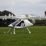 Elektrikli Helikopter – Volocopter
