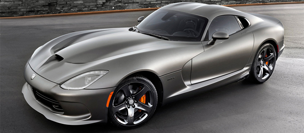 Dodge Viper GTS Carbon Edition