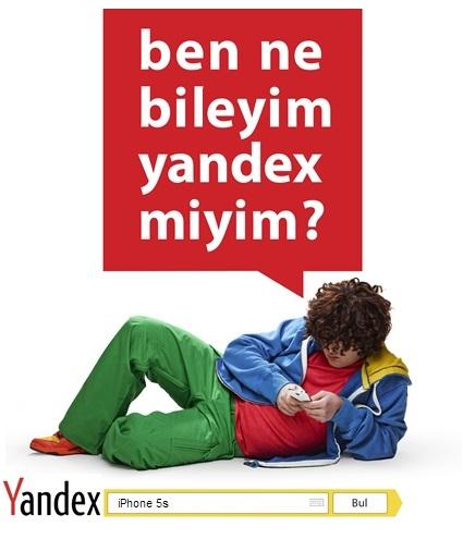 Ben Ne Bileyim Yandex Miyim?