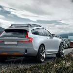 Volvo Koncept XC Coupé