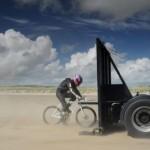 Bisikletle 180 KM Hız