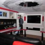 Star Trek Temalı Ev Dekorasyonu