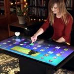 LCD Kahve Masası