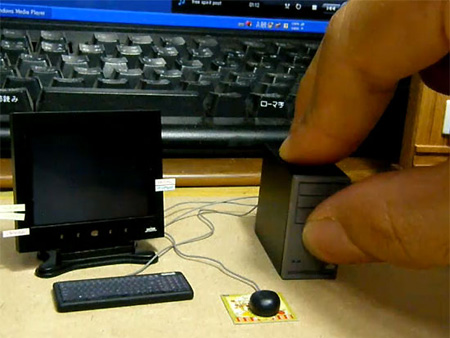 Dünyanın En Küçük Çalışan Bilgisayarı