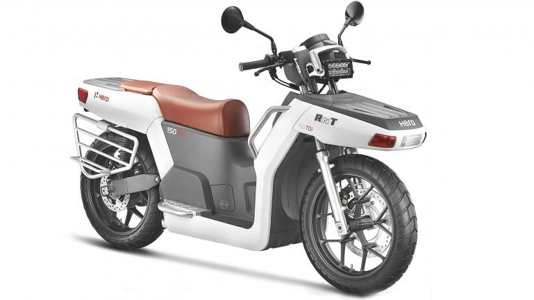 Dizel ve Elektrikli Motorsiklet