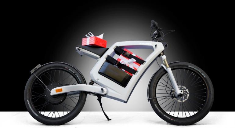 Elektrikli Kargo Bisikleti