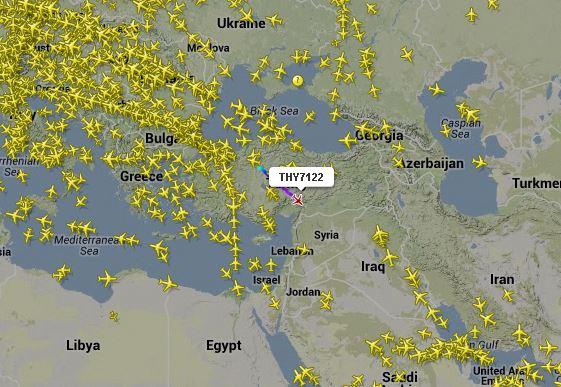Dünya Üzerindeki Tüm Uçakları Görün