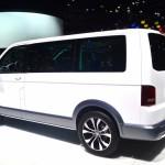 VW'den Arazi Tipi Transporter