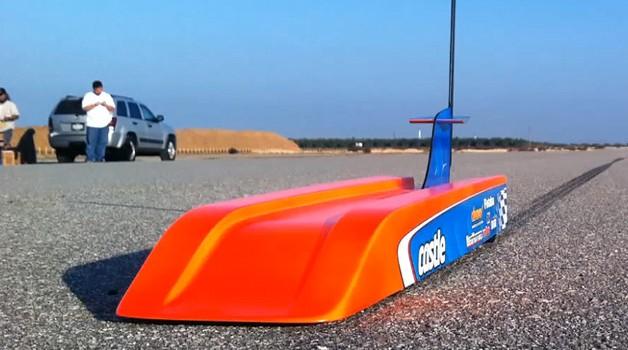 En Hızlı Oyuncak Araba