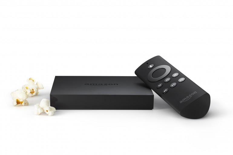 Amazondan Fire TV