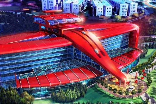 Ferrari Hotel