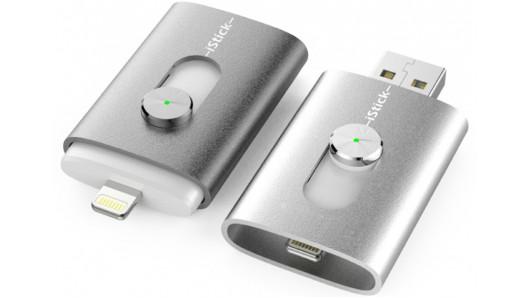 iPhone'a Takılabilen USB Bellek-iStick