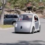 Google'dan Direksiyonsuz Otomobil