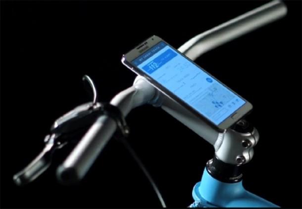 Samsung'dan Smart Bisiklet