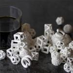 3D Yazıcıda Basılmış Şekerler