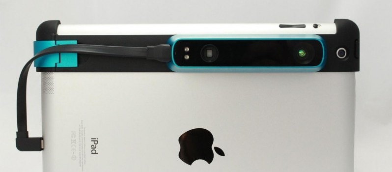 iPad için 3D Tarayıcı