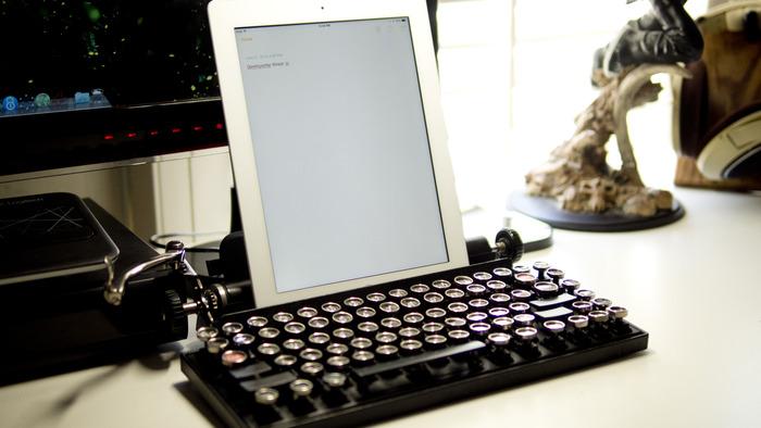 Daktilo Klavye