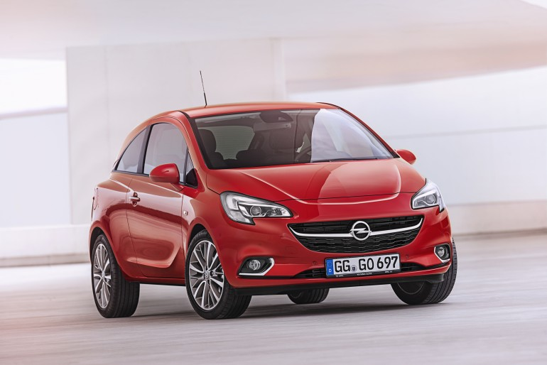 5. Nesil Opel Corsa