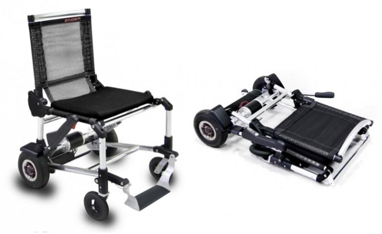 Hafif ve Hızlı Tekerlekli Sandalye