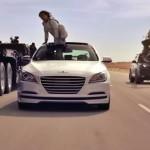 Hyundai'ler Şoförsüz Gidiyorlar