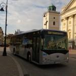 Tamamen Elektrikli İlk Otobüs