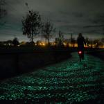 Karanlığa Özel Bisiklet Yolu