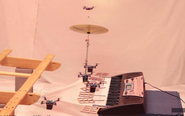 İnsansız Hava Araçları Korosu