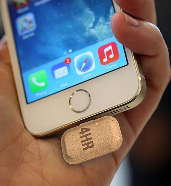 iPhone İçin Yedek Pil Kapsülü
