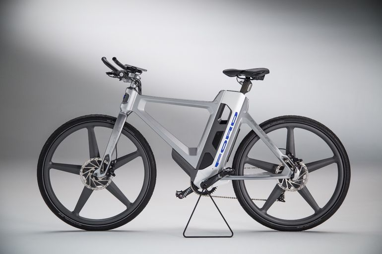 Ford'dan Katlanabilir Bisikletler