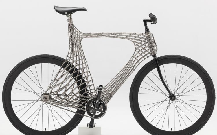 3D Yazıcı İle Bisikletinizi Basın