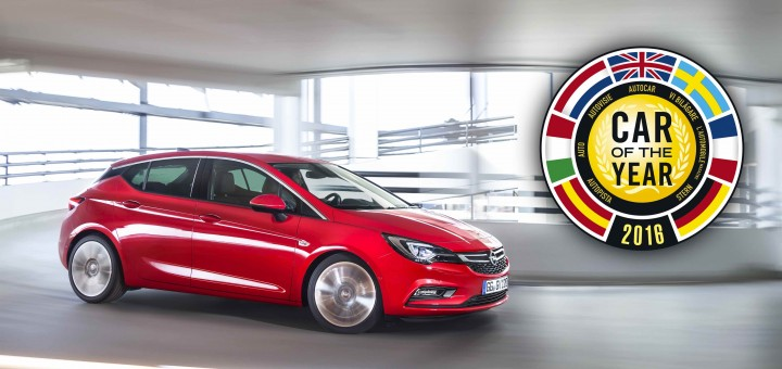 Yılın Otomobili Opel Assstttra