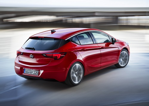 Car of the Year 2016: The new Opel Astra
