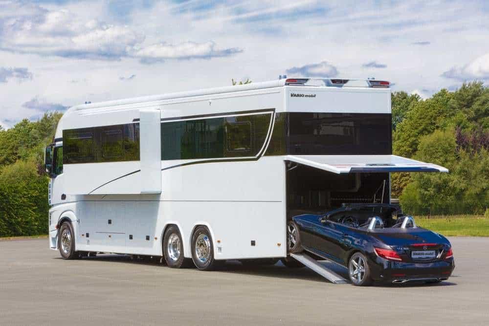 En Pahalı Karavan VarioMobil