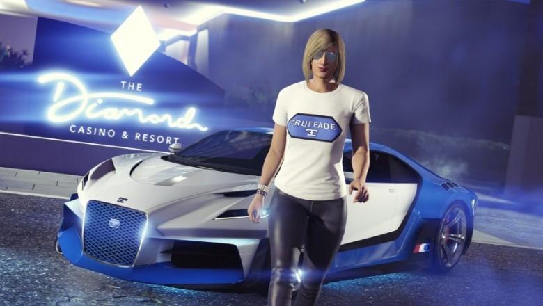 GTA 5 Diamond Casino'ya Giriş Ücreti